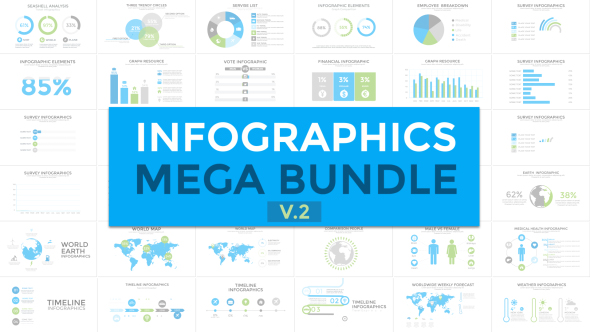Infographic plugin after effects